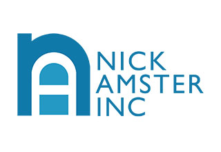 Nick Amster Inc - new website development